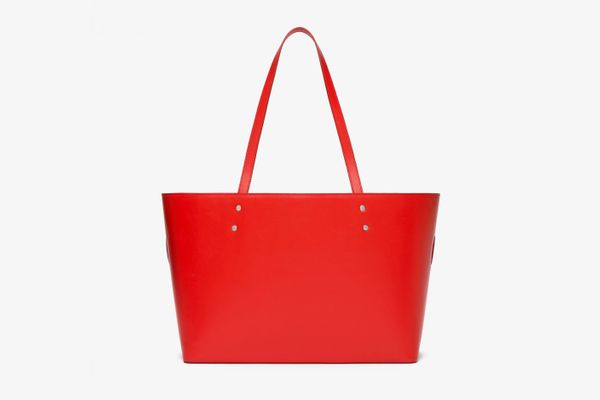Hannah Tote Red