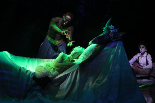 midsummer night s dream play vs movie Published: mon, 5 dec 2016 with the title of a midsummer night's dream, the suggestiveness of the importance of dreams and dreaming in the play could not be more conspicuous.