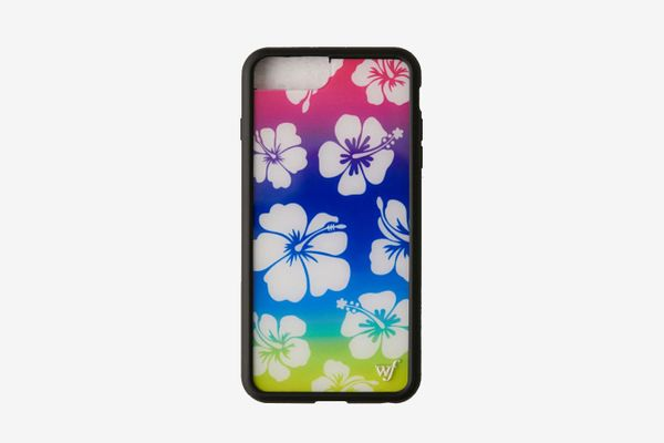 Wildflower Hibiscus iPhone Case