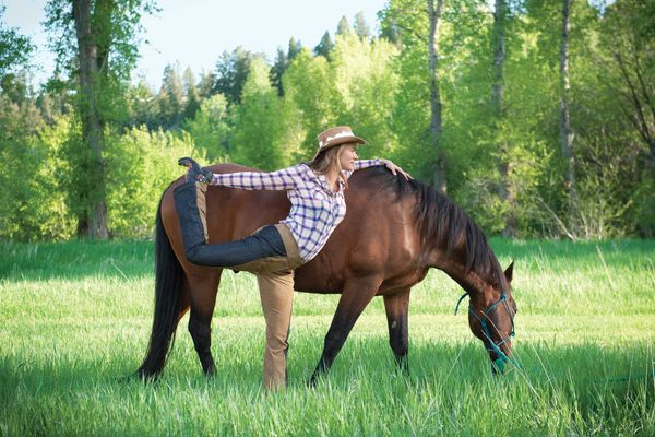 Women's Yoga & Horseback Riding Retreat