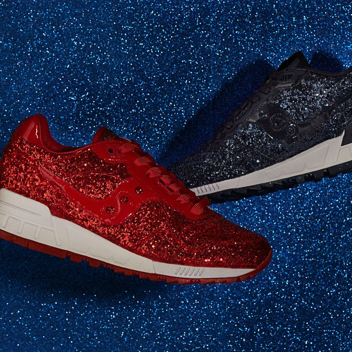 Glitter Running Shoes From Asos and Saucony
