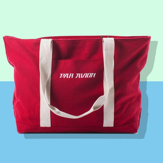 4306ad106c35 A Tote That Could Have Been in  The Preppy Handbook  Is 30 Percent Off