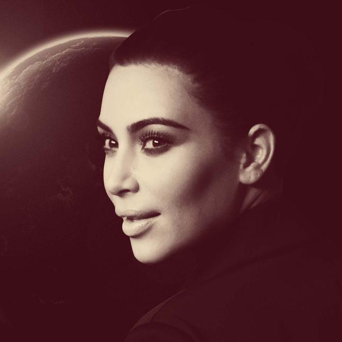 A world without Kim is barely a world at all.