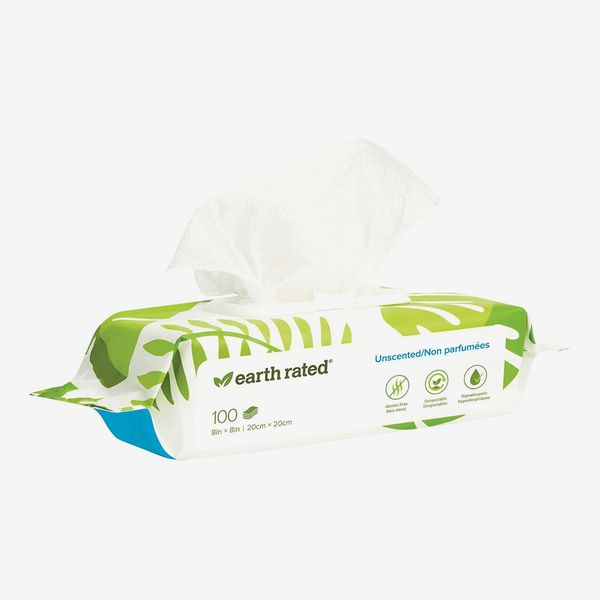 Earth Rated Dog Wipes (100-Count)