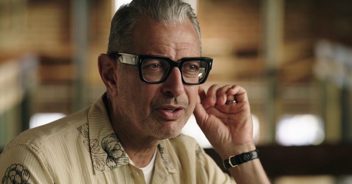 Jeff Goldblum Promises Not to Mansplain in His NatGeo Show