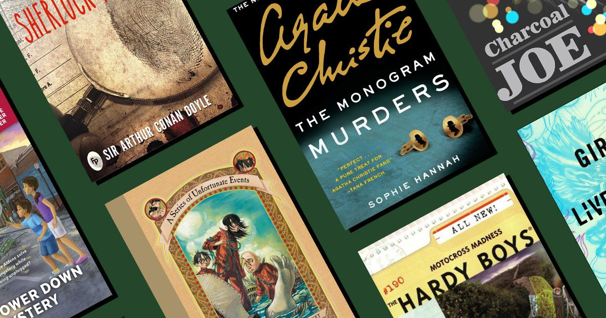 The Crimes Never End: A Guide to Mystery's Biggest and Longest-Lasting Book Franchises