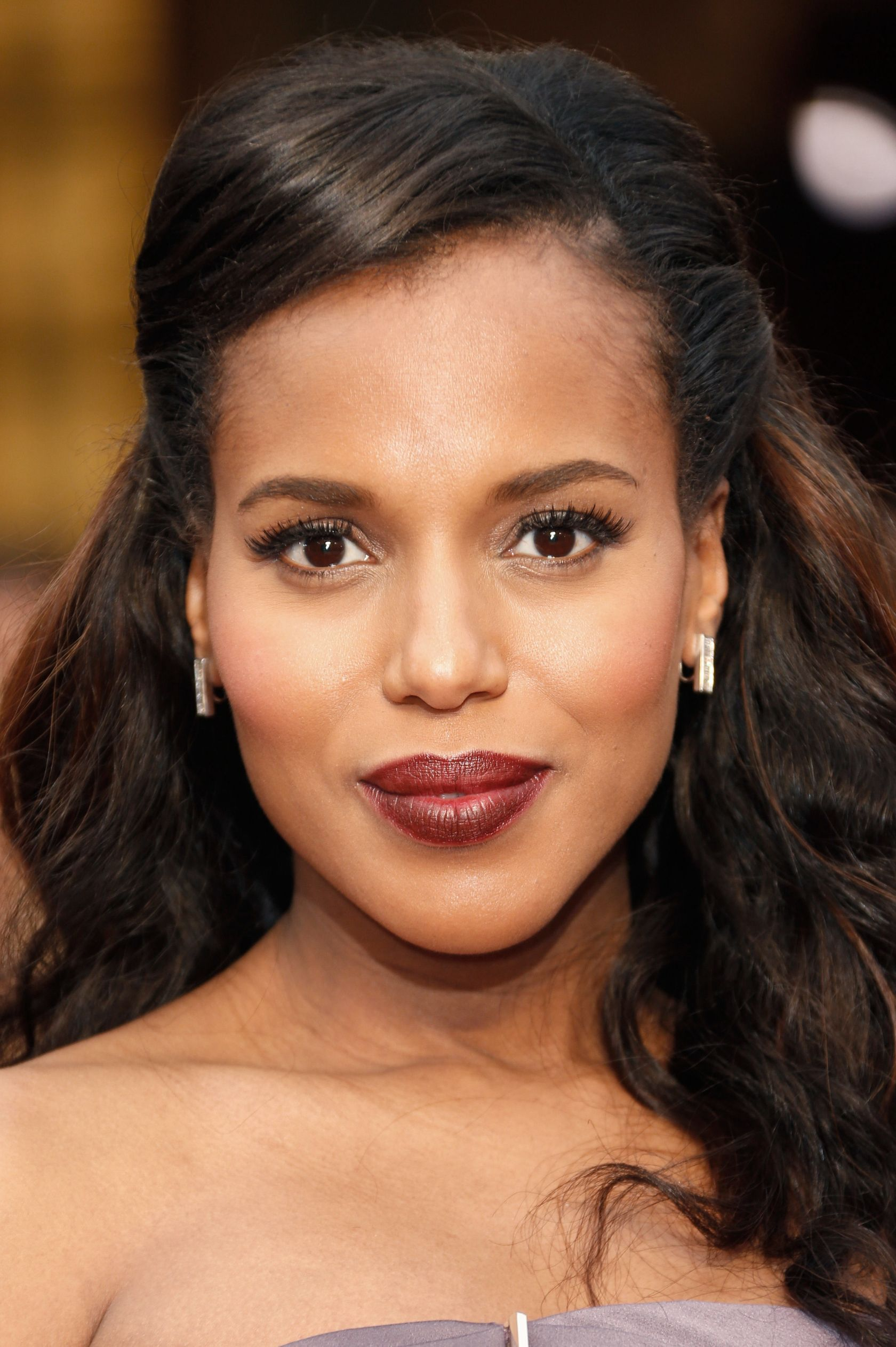 Kerry Washington The 50 Most Memorable Eyebrows Of All Time The Cut