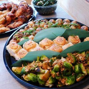 A Family Recipe spread.