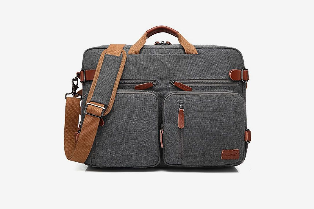 6929d6a8f753 CoolBELL Convertible Backpack Messenger Bag