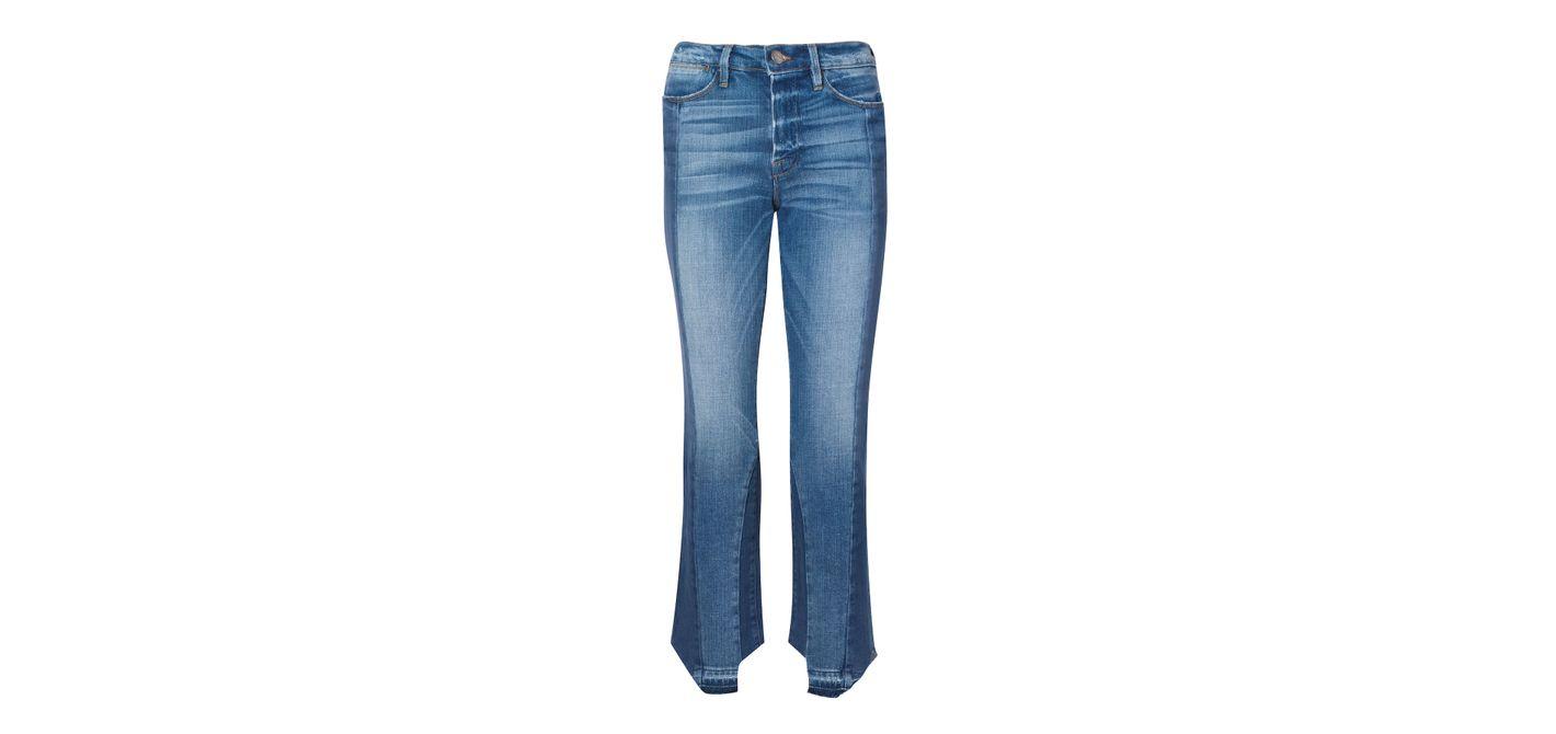 Le High Mix Jeans