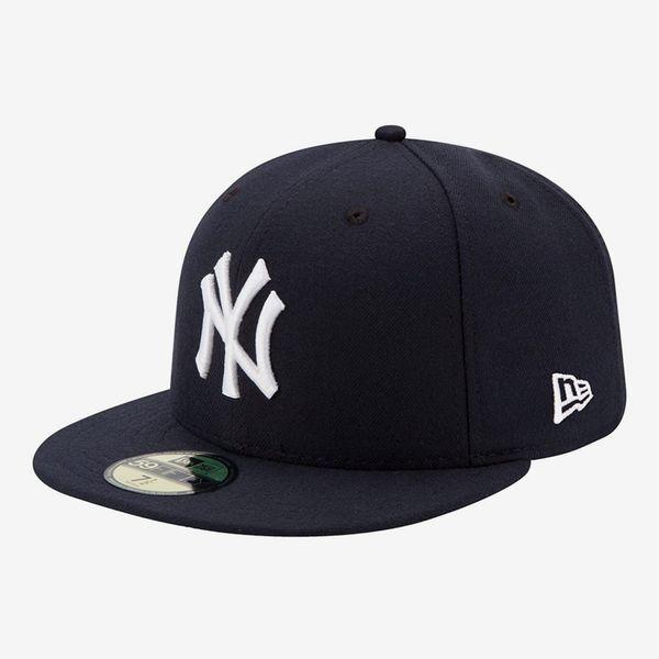 Men's New York Yankees New Era Navy Snapback Hat
