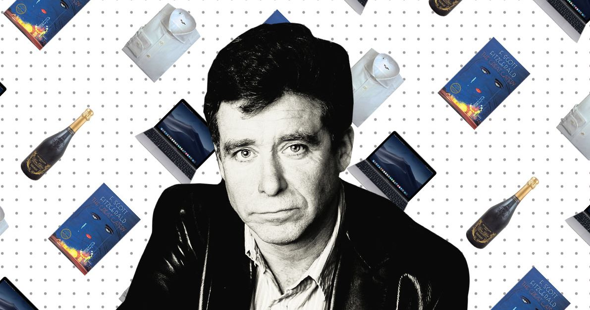 What Jay McInerney Can't Live Without