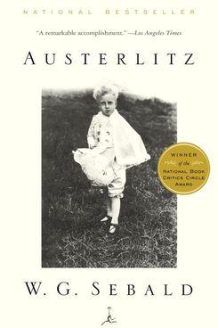 Austerlitz, by W.G. Sebald