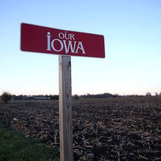 Iowa: Landscapes From A Perennial Political Battleground State