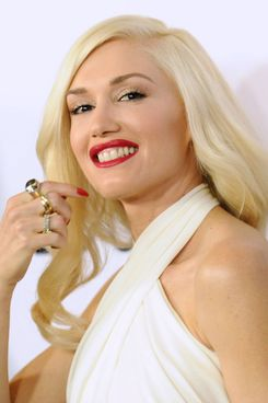 "LOS ANGELES, CA - JUNE 04:  Gwen Stefani attends the premiere of ""The Bling Ring"" at Directors Guild Of America on June 4, 2013 in Los Angeles, California.  (Photo by Jason LaVeris/FilmMagic)"