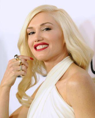 LOS ANGELES, CA - JUNE 04: Gwen Stefani attends the premiere of