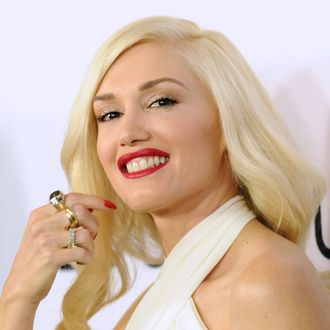 LOS ANGELES, CA - JUNE 04: Gwen Stefani attends the premiere of