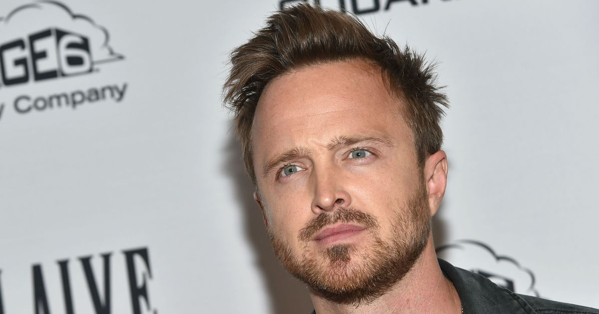 Aaron Paul Could Not B...