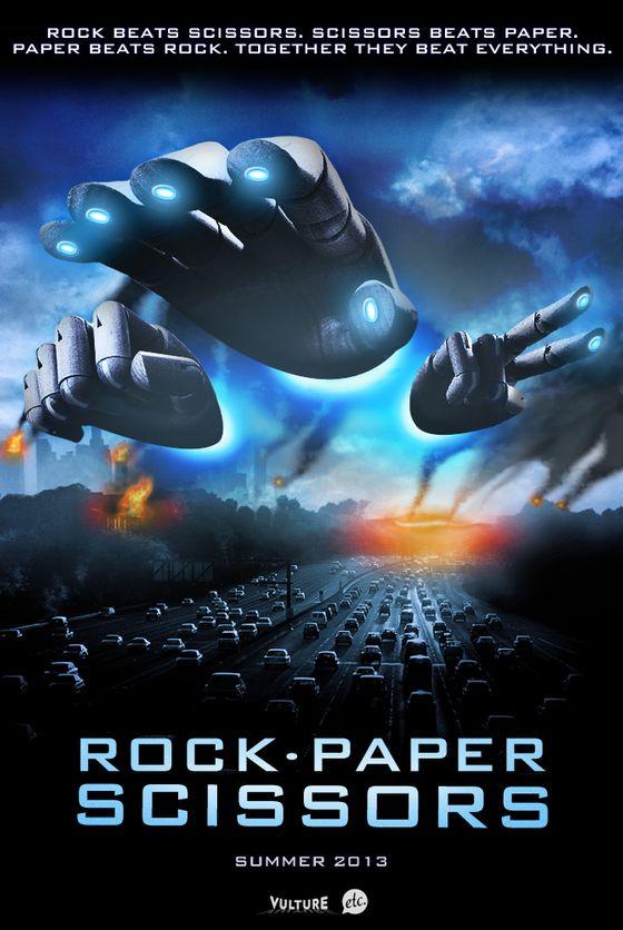 pierre papier ciseaux le film
