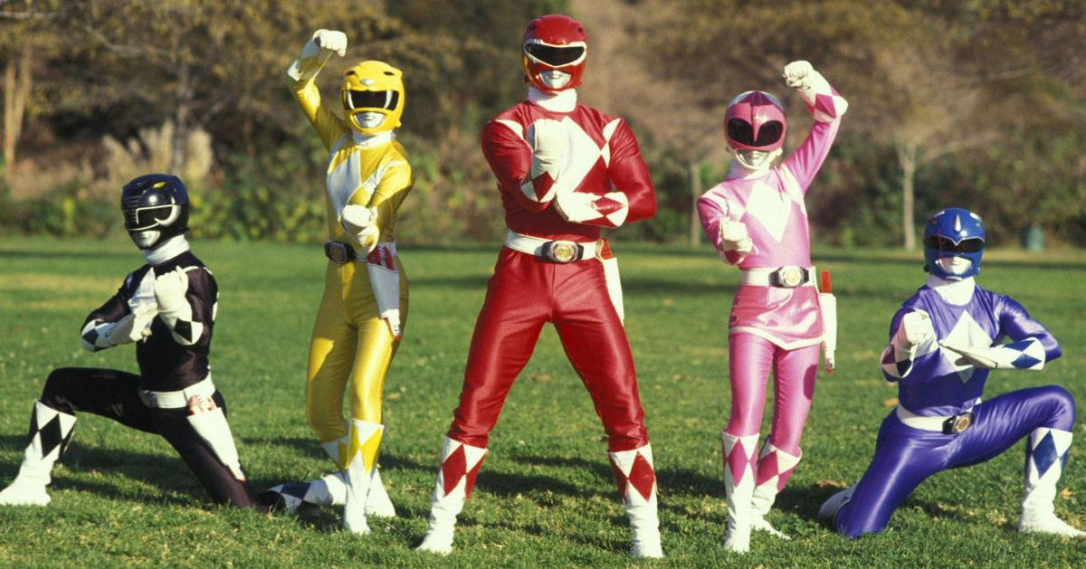 End of the F***ing World Director to Reboot Power Rangers