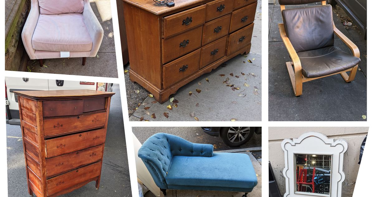 Stoop-to-Stoop: A Week of Curbside Finds From a Stooping Pro