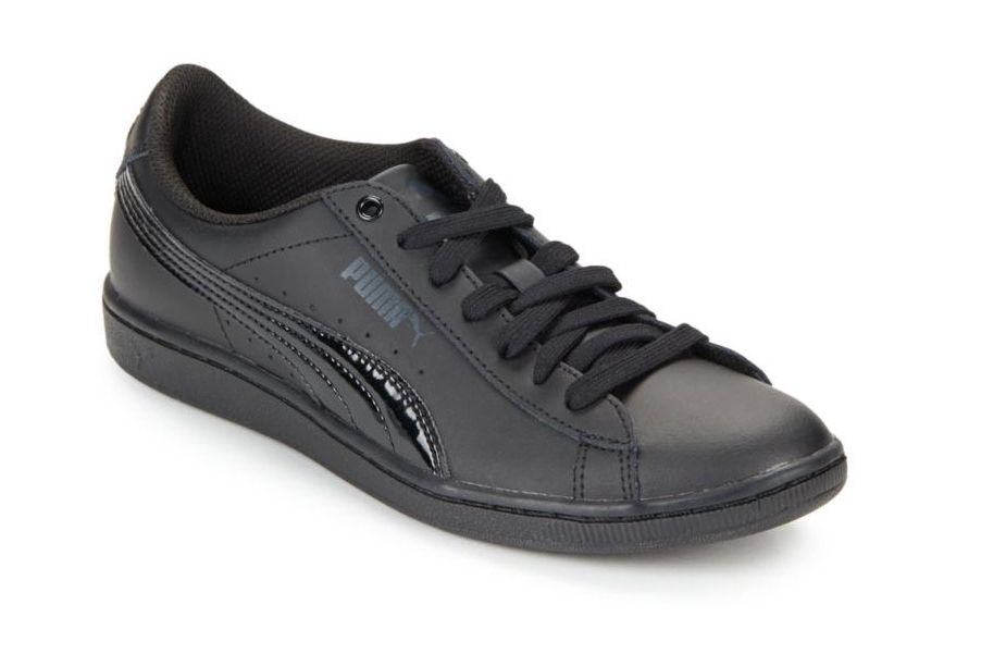 Puma Low-Top Leather Sneakers