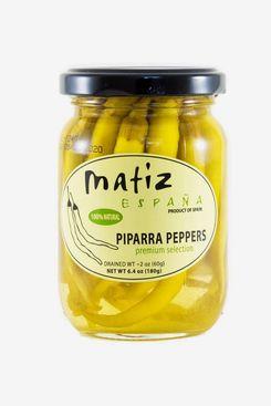 Matiz Piparra Peppers, 6.4 oz