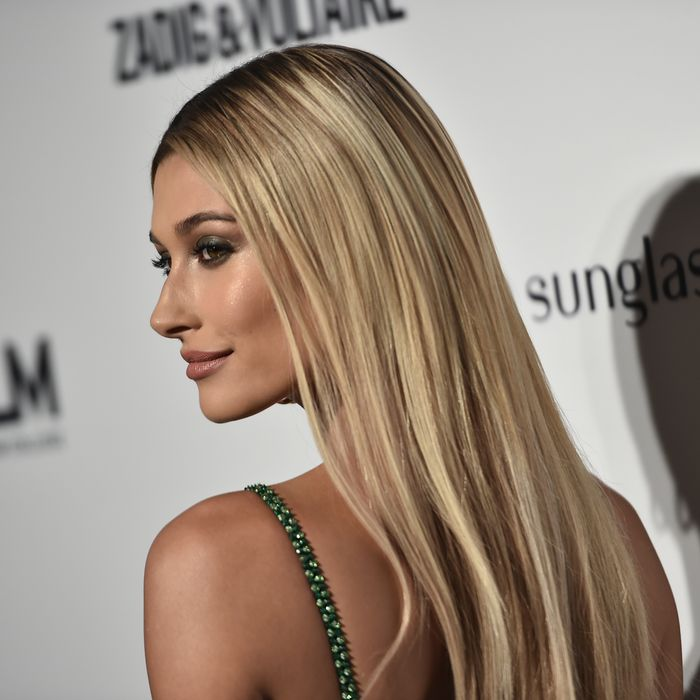 cbbd9a5d82 Hailey Baldwin Changed Name to Hailey Bieber on Instagram