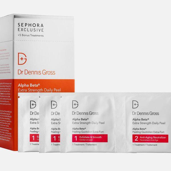 Dr. Dennis Gross Skincare Alpha Beta® Extra Strength Daily Peel, 60-Count