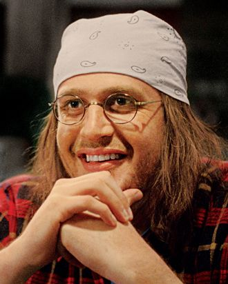 foster wallace  The Rewriting of David Foster Wallace