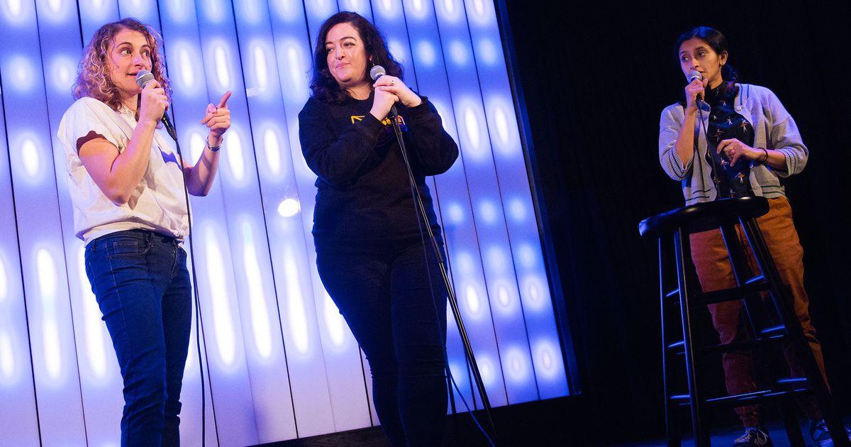 How 45 Live Comedy Shows Got Their Names