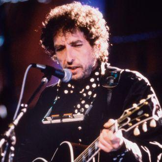 Bob Dylan In Seville
