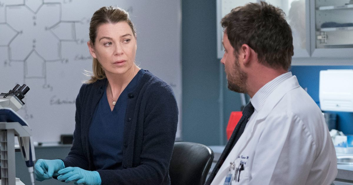 Grey's Anatomy Promises A Return to Horniness in 2020