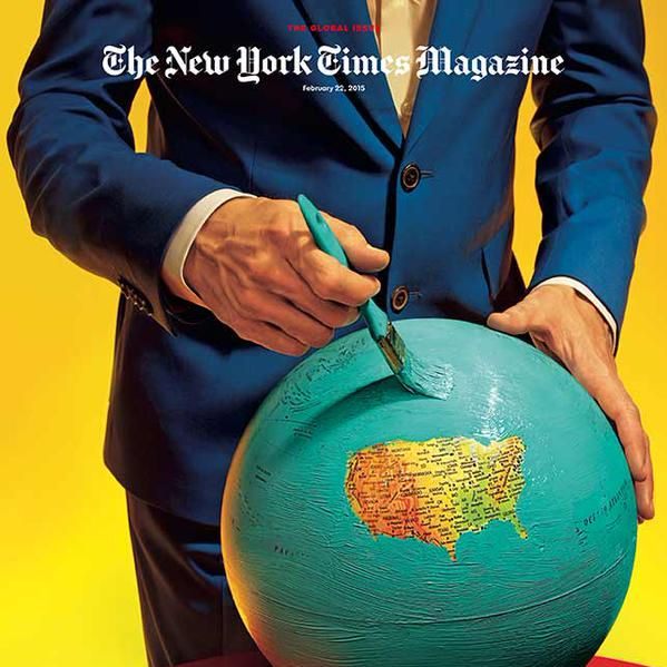 Take A Peek At The New York Times Magazine S Redesign