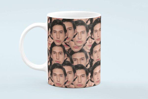 Adam Driver Mug