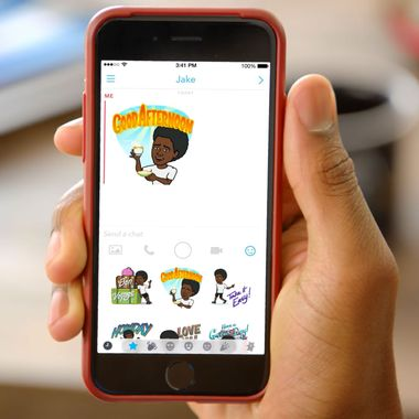 how to change bitmoji to picture on snapchat
