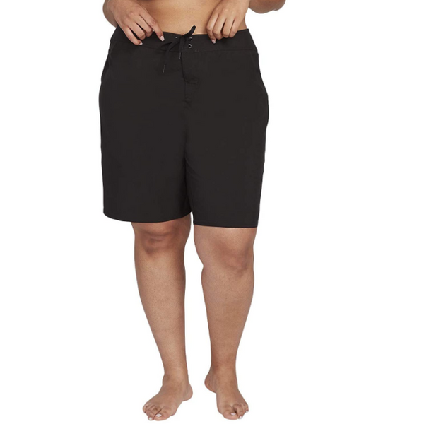 Volcom Plus Size Simply Solid 11