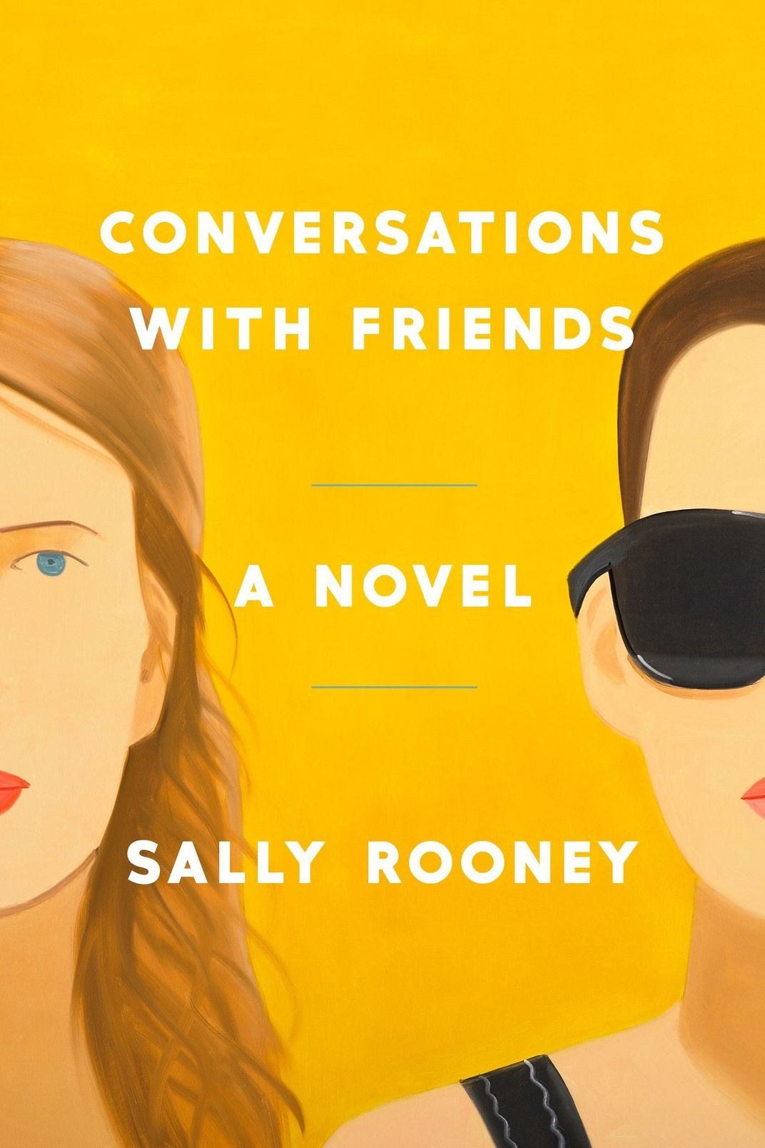 <em>Conversations With Friends</em>, by Sally Rooney