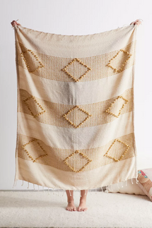 Urban Outfitters Andi Throw Blanket