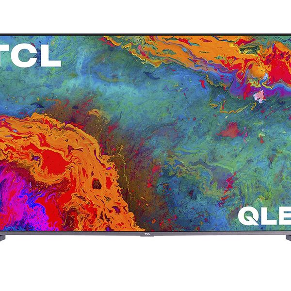 TCL 55-Inch 5-Series 4K QLED TV