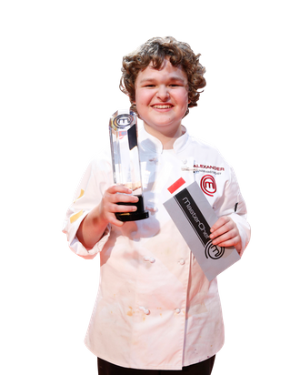Masterchef Junior Champ Alexander On His Victory And The Pitfalls Of