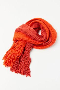 Extra Large Knit Oblong Scarf