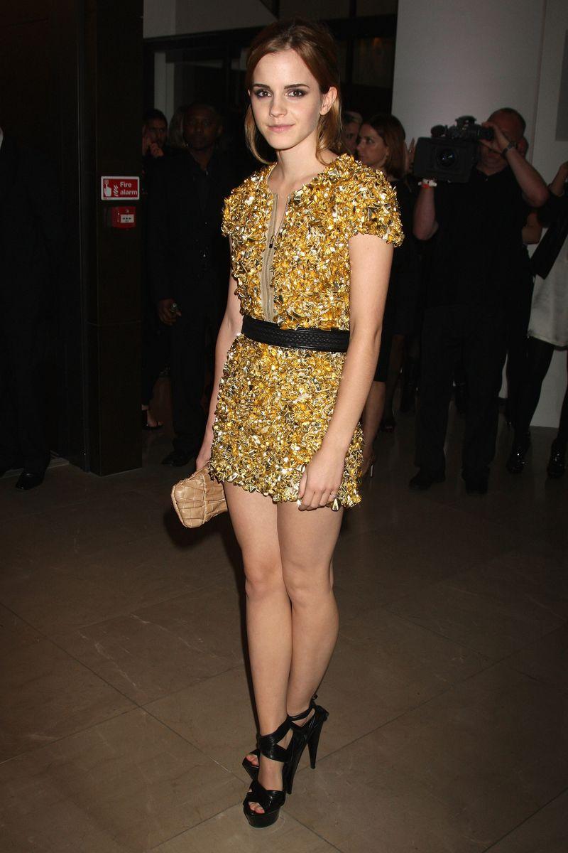The Emma Watson Look Book The Cut