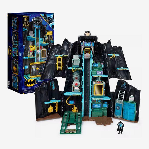 Batman Bat-Tech Batcave Playset with Exclusive 4in Batman Figure