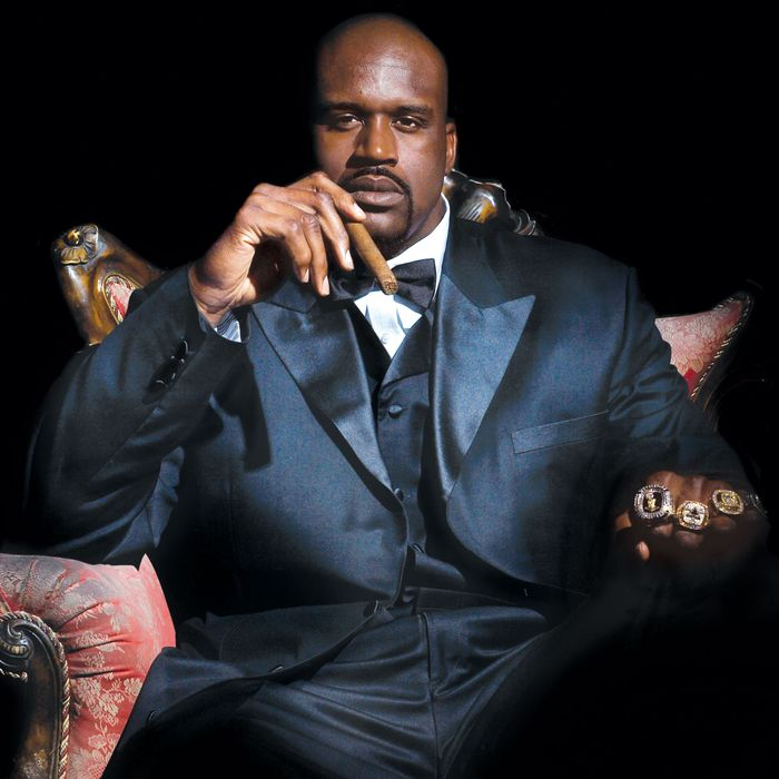 be43f7b497d Talking Multiplatform Branding and Being the  James Franco of Sports  With Shaquille  O Neal