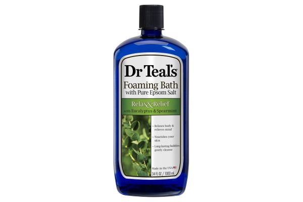 Dr Teal's Foaming Bath, Rosemary and Mint