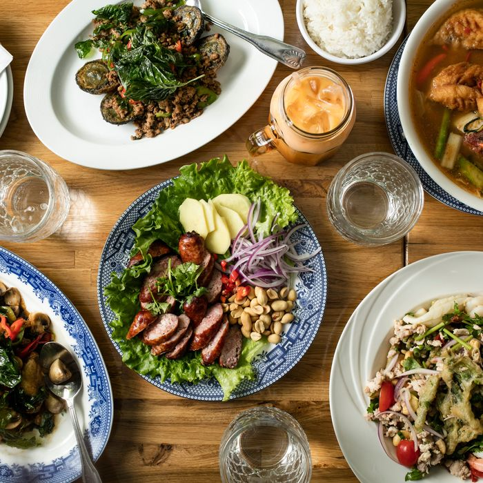 Cheap Thai Food In Nyc