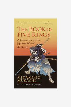 The Book of 5 Rings, by Miyamoto Musashi