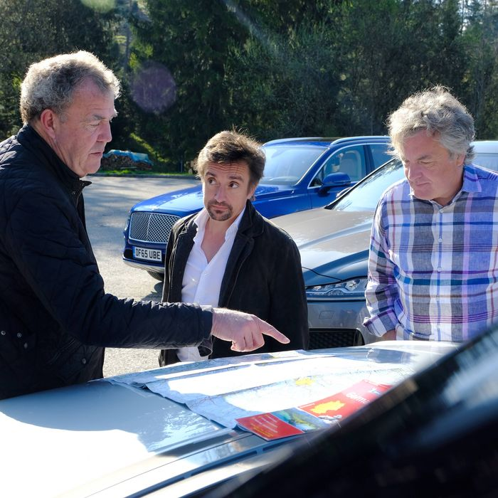 How Does The Grand Tour Compare To Top Gear - Top gear car show