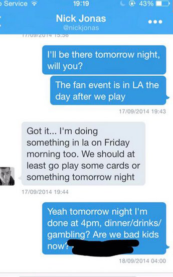 Taylor Swifts Alleged Leaked Dms Make Her Seem Just As Nice As You